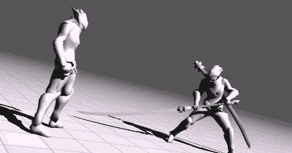 3d Unity Sketch Fighting Daikatana Ninja Gaiden Ninja Enemy
