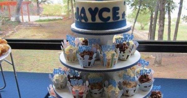 Sailing Cupcake Stand Love The Boat Cake On Top