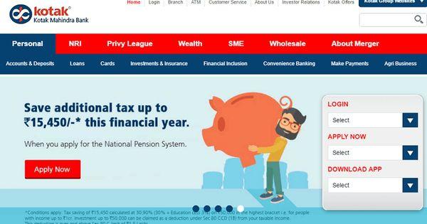 Kotak Mahindra Bank Home Loan Interest Rate Eligibility Kotak Mahindra Bank Personal Loans Loan