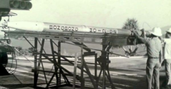 March 12, 1972: First Ever Philippine Made Rocket Launched ...