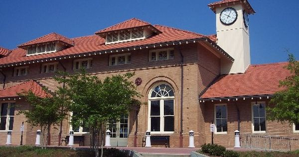 Southerntravelnews Com Hattiesburg Hattiesburg Mississippi Train Depot
