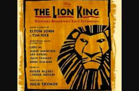 The Lion King Broadway Soundtrack 03 The Morning Report Youtube Lion King Broadway The Lion Sleeps Tonight Lion King Musical