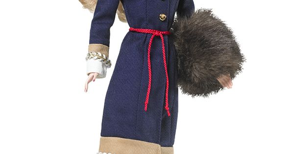 2010 Russia Barbie® | Barbie Dolls of the World Collection *DOLLS OF