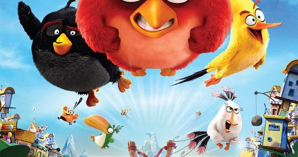 Return to the main poster page for Angry Birds (#13 of 25 ...