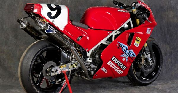 Ducati 851 Superbike | Ducati | Pinterest | Ducati 851 and ...