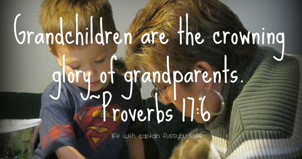 Happy Grandparents Day Grandparents Verses And Bible