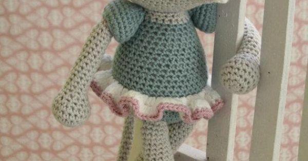 Angelina Ballerina style! - Crochet Amigurumi Pinterest ...