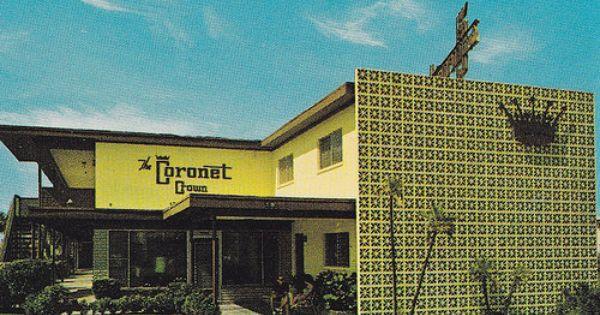 The Coronet Motel St Petersburg Fl Petersburg St Petersburg Fl Motel