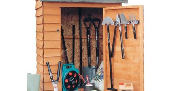Garden Sheds At Sears my garden shed before and after the konmari method | konmari