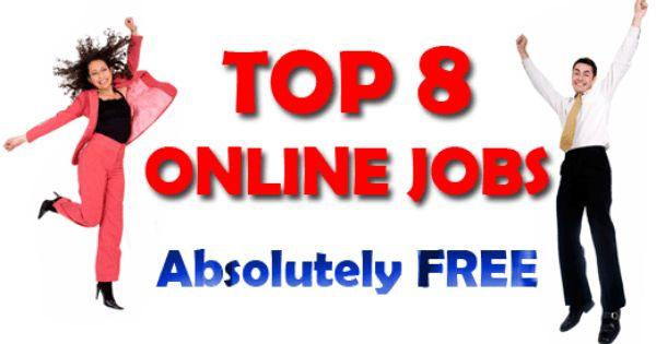 Online Jobs Update: Top 8 Online Jobs | ONLINE JOBS & TIPS ...