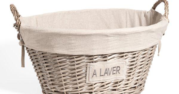 Wasmand Maison Du Monde 20 Mamsie Pinterest Laundry