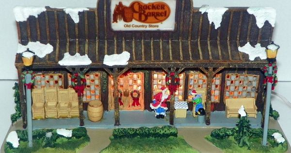 Porcelain Christmas Houses