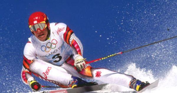 Bode Miller American skieur ski USA T Shirt