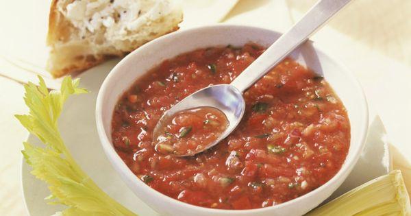 Image detail for -Bowl of gazpacho | Everything Vegan | Pinterest ...