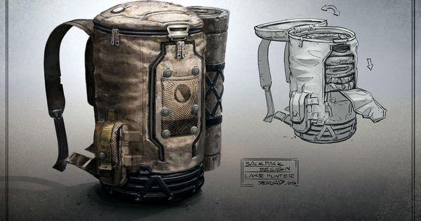 Cool Backpack Designs | Crazy Backpacks