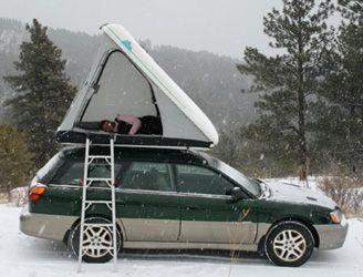 Zen Adventure Van Roof Top Tents Auto