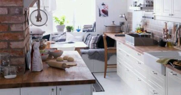 Kind Of Kitchen So Warm And Inviting Kitchen Pinterest Warm