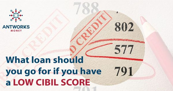 Personal Loan For Low Cibil Score Types Of Personal Loans With Bad Credit Bad Credit Personal Loans Loans For Bad Credit Personal Loans