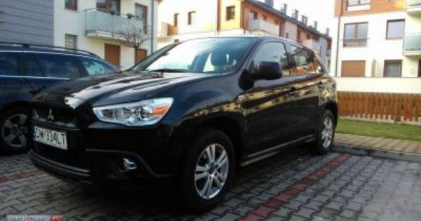Wro Na Sprzedaz Mitsubishi Asx Hatchback Wroclaw Cena 49000 Pln Ogloszenie W Serwisie Otomoto Pl Suv Mitsubishi Car
