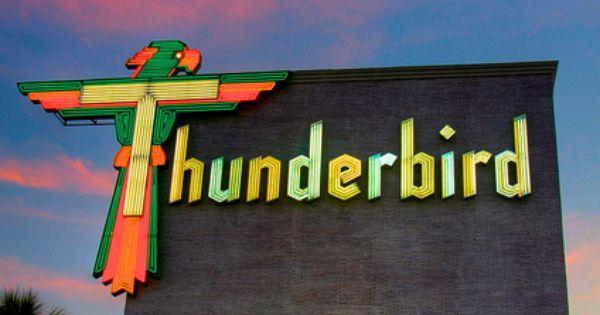 thunderbird motel treasure island st petersburg fl. Black Bedroom Furniture Sets. Home Design Ideas