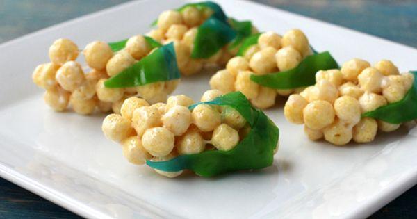 Mini Corn On The Cob Bites Recipe Kid Table