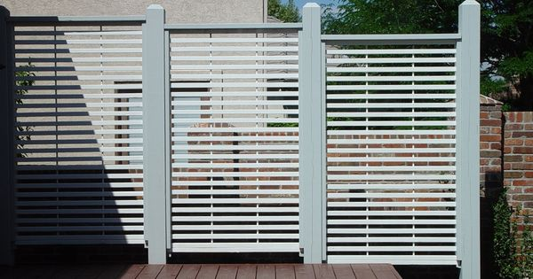 Screening Outdoor Privacy Privacy Screens And