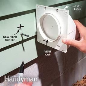 Dryer Vents How To Hook Up And Install Dryer Vents Dryer Vent Clothes Dryer Vent Dryer Vent Cover