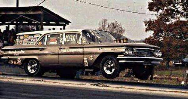 1960 Pontiac Sw Drag Racing Cars Drag Cars Drag Racing