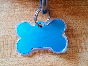 10 Easy Diy Dog Tags Dog Collar Tags Dog Tags Diy Diy Dog Stuff