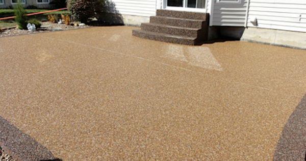 Concrete Patio Floor Covering Concrete Resurfacing