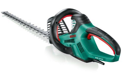 Bosch Ahs 70 34 Best Hedge Trimmer Hedge Cutter Hedge Trimmers