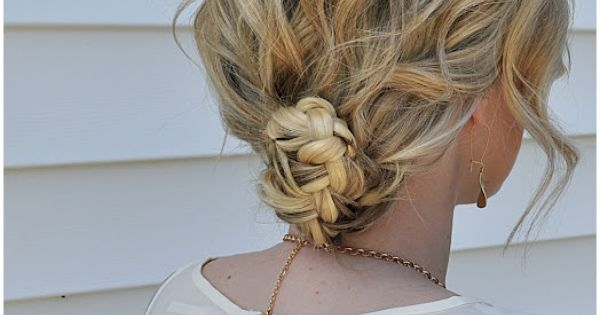 The Bun Braid Hair| http://braid-hair-70.blogspot.com