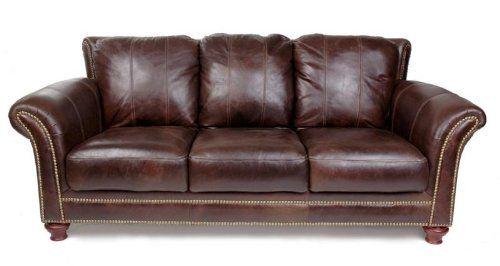 Tuscany 100 Full Aniline Dyed Antique Coffee Nail Head B Https Www Amazon Com Dp B003378p7m Ref Cm Leather Sofa Set Leather Sofa Full Grain Leather Sofa