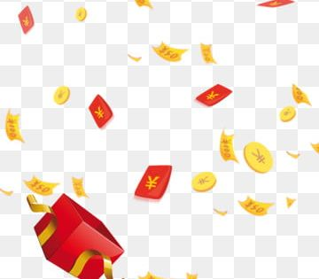 Floating Gold Coin Vector Png Png Free Download Red Envelope Turntables Art Gold Glitter Background
