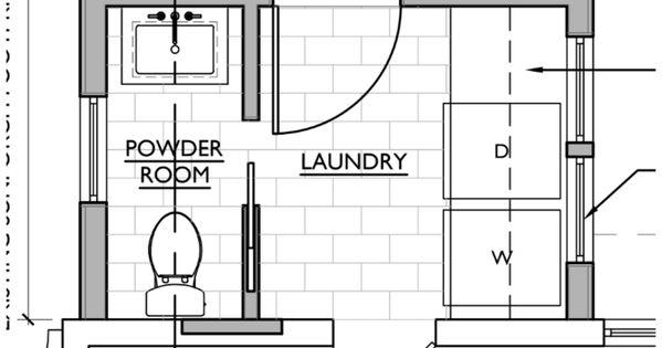 Floor Plan For Half Bath And Laundry Mud Room Half Bath Laundry Room Combo 1197 Views On Img Bathroom Floor Plans Mudroom Floor Plan Laundry Room Bathroom
