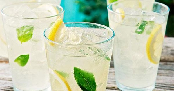 Basil Lemonade from Carla Hall's crab boil! | Cocktail Time! | Pinterest | Crab boil, Basil ...