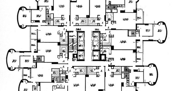 Tracey towers typical floor plan flickr photo - Upload floor plan and design free ...