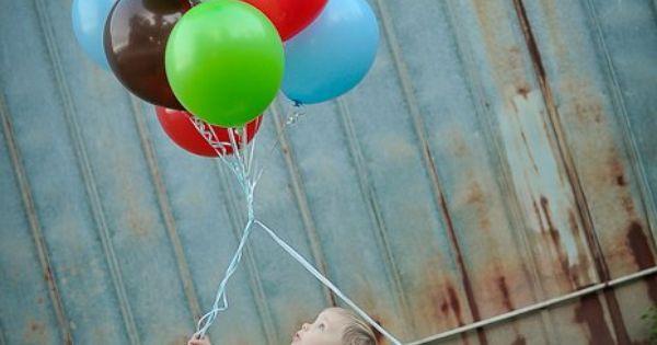 hot air balloon photo shoot