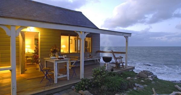 beach shack favorite places spaces pinterest beach huts seaside beach and north cornwall. Black Bedroom Furniture Sets. Home Design Ideas