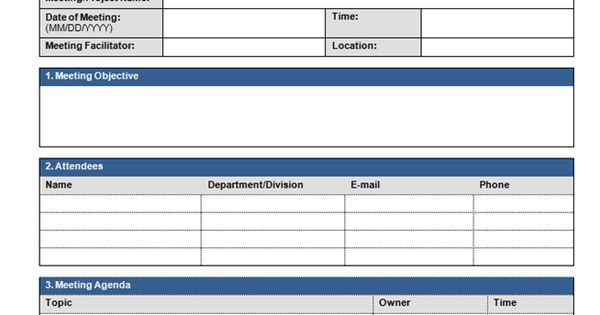 Get Free Meeting Agenda Template In Word u2013 Microsoft Excel - professional meeting agenda template