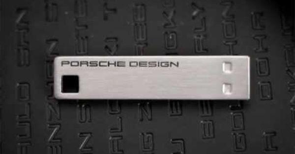 Lacie 32gb Usb 3 0 Key Porsche Design Usb Design Usb Keys Thumb Drive