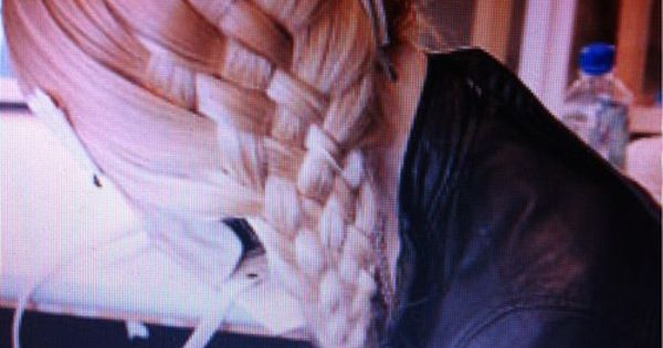 basket braid. next to be perfected