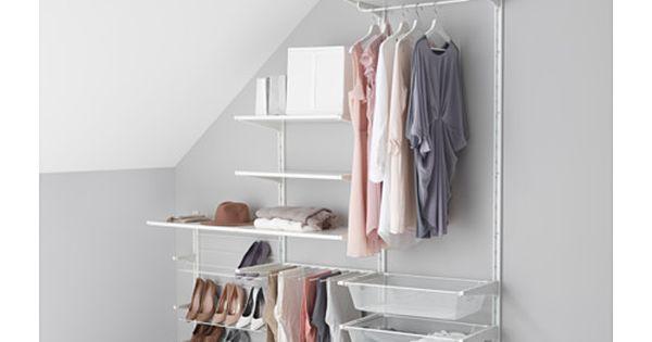 ikea kleiderb gel and schrank on pinterest. Black Bedroom Furniture Sets. Home Design Ideas