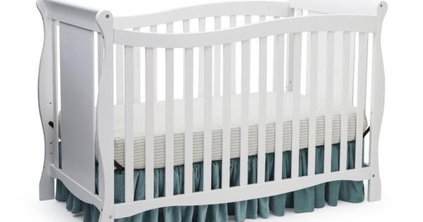Convertible Cribs To Transition Baby From Crib To Toddler Bed White Baby Furniture Convertible Crib Delta Children