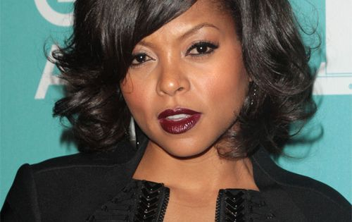 Taraji P Henson Medium Wavy Hairstyle Hair Ideas