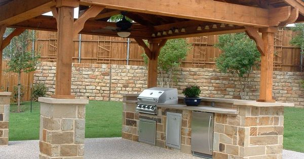 Diy Outdoor Kitchens On A Budget Outdoor Kitchen
