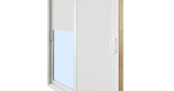 Stanley doors double sliding patio door internal mini for Double pocket door home depot