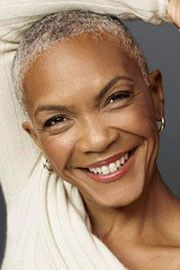 Black Women Rocking Grey Hair With Images Natural Hair Styles