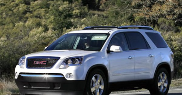 Gmc Acadia Used Cars Car Used Car Prices