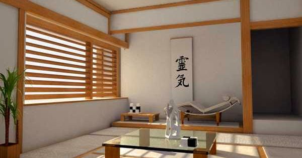 Int rieur d coration zen japonaise zen for Decoration zen interieur
